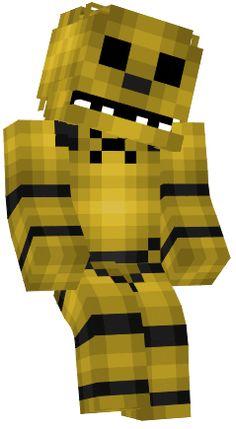 Minecraft Spielen Deutsch Skin Para Minecraft Pe De Freddy Bild - Skin para minecraft pe de freddy