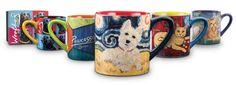Paw Palettes Mugs