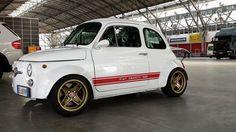 Fiat 695 Abarth SS - Policante / Test Adria