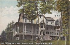 Adirondacks Of New York The Glenmore Hotel On