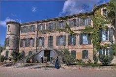 Chateau d'Estoublon - Fontvieille