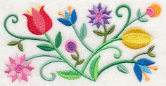 Machine Embroidery Designs at Embroidery Library! - Color Change - J7710