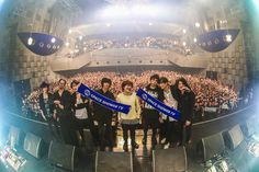 Welcome [Alexandros] 2016 Welcome, Concert, Champagne, Concerts