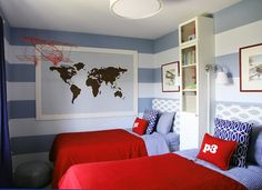 6th Street Design School: How Do You Make Your Children's Rooms Feel Special?
