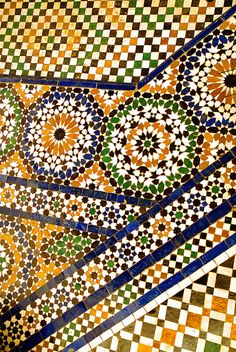 Museum of Marrakech, Morocco - For more ethnic inspired fashion and globally inspired style visit www.wandering-threads.com