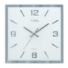 AMS+Wanduhr+9324