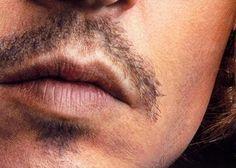 Johnny Depp - those lips!