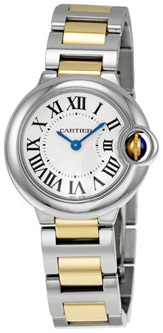 Cartier Ballon Bleu Ladies Watch....yep I would if I could....ain't no denying it....