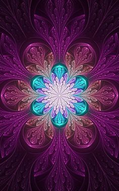 It's not about replacing, anything. It's about, progressing onward, Anyway. Fractal Design, Fractal Art, Mandala Art, Pretty Pictures, Art Pictures, Psy Art, Cellphone Wallpaper, Colorful Wallpaper, Psychedelic Art