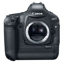 Amazon.com : Canon EOS 1D Mark IV 16.1 MP CMOS Digital SLR Camera with 3-Inch LCD and 1080p HD Video (Body Only) : Electronics
