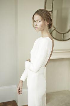 Cool Chic Style Fashion: Fashion Runway   Minimalist Elegance by Charlotte ...