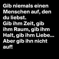 #liebe #depressiv #stark #herz #aufgeben #niemals #mensch