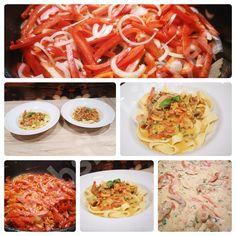 PAPRIKAGESCHNETZELTES Rezept: http://babsiskitchen-foodblog.blogspot.de/2018/03/paprikageschnetzeltes.html