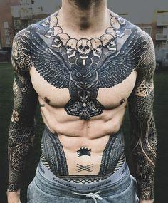 Tattoos For Guys Badass, Cool Chest Tattoos, Chest Tattoos For Women, Tattoos For Women Small, Fake Tattoos, Trendy Tattoos, Body Tattoos, Unique Tattoos, Tatoos