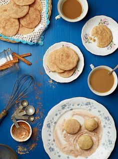 Chai Spice Snickerdoodles | Post Punk Kitchen | Vegan Baking & Vegan Cooking