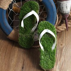 Summer Cool Slippers Explosion Models Male And Female Couple Lawn Flops Sandals