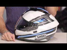 Shoei GT-Air Dauntless Helmet Review at RevZilla.com - YouTube
