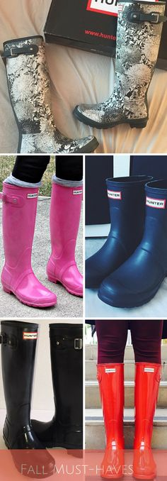 Boots sale happening now! Buy Hunter at up to 70% OFF retail prices. Click image to install the FREE app now. As featured in Cosmopolitan & Good Morning America.