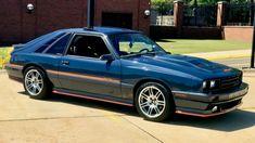 86 Asc McLaren Capri #108 of 115 Mercury Capri, Fox Body Mustang, Hot Wheels, Muscle Cars, Cool Cars, Hot Rods, Dream Cars, Air Force, Automobile