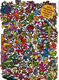 ¿Sabías que colorear ayuda a tus hijos a tomar decisiones y a pensar? Mira los beneficios de colorear con pintafun.