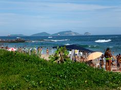 Amazing beach in Macae', Brazil