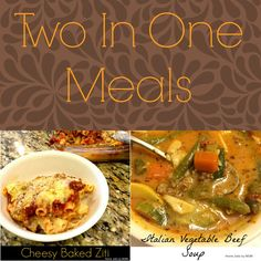 Two In One Meals | C
