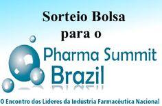 Sorteio cortesia Pharma Summit Brazil