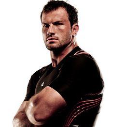 Bismarck Du Plessis - Sharks rugby player