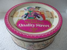 Mackintosh's Quality Street - These were and probably still are my favorite candies in the world.