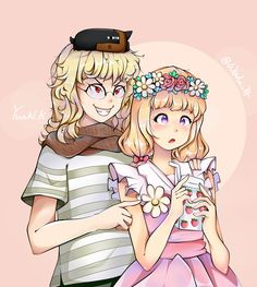 this is my entry for drawing contest on line play too,   #drawing #fanart #anime #couple #lineplay