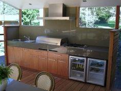 Outdoor Kitchen Design Ideas - Get Inspired by photos of Outdoor Kitchen Designs from Powney & Powney Supreme Kitchens Pty Ltd - Australia | hipages.com.au