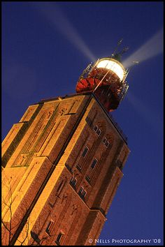 Lighthouse Westkapelle by Nells Photography, via Flickr