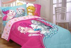 Zhu Zhu Pets Burst Comforter, Twin