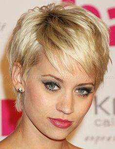 pixie cuts - pixie cut. If I was ever brave enough to go this short...