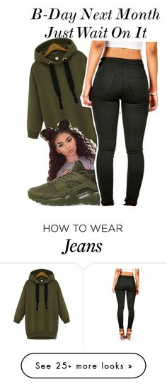 """""""Wait On It--"""" by be-you-tiful-flower on Polyvore featuring NIKE"""