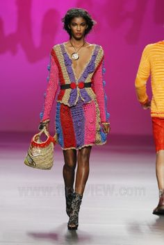 Francis Montesinos - Ready-to-Wear - Runway Collection - Women Spring / Summer 2012