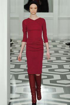 AW 2011: Victoria Beckham