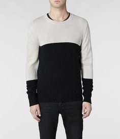 Mens Rugen Crew Sweater