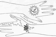 Free Patterns : Artistic Adornment, Henna Supplies - henna tattoo ...
