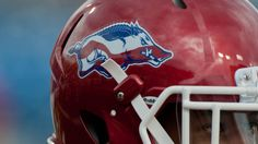 Even more red, white and blue for September 11th. Go Hogs!