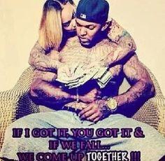 If I Got It, U Got It & If We Fall...We Come Up Together!!!     ♡Ṙ!dĘ╼óR╾D!Ê♡