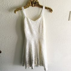 Free People Ombré Foil Dress Excellent condition! No stains, holes, etc. Has adjustable straps with a side zip closure. Seriously such a beautiful dress! Free People Dresses Mini