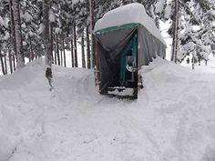 雪室つくり2011のページ