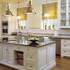 12 Easy Kitchen Ligh