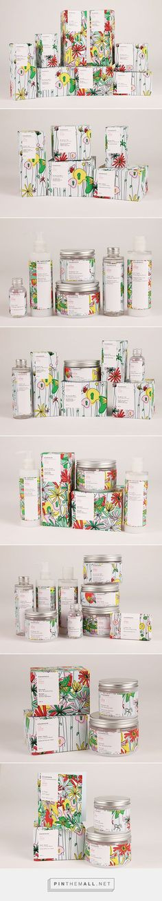 Champneys Skincare Product Packaging by Stephanie Buck | Logo Designer Bradenton, Web Design Sarasota, Tampa Fivestar Branding Agency #skincare #skincarepackaging #packaging #packaginginspiration #packagedesign #design #designinspiration
