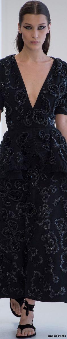 Christian Dior FW 2016-17 Couture l Ria