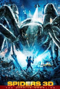 Spiders 3D 2013 Movie Download Free – Dvdrip Xvid | Watch online Spiders 3D 2013 Movie Full English HQrip