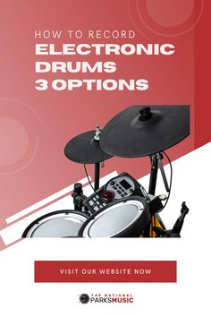 How to Record Electronic Drums – 3 Options! Roland electronic drums, electronic drum set, electronic drum kit, electronic drum pad, electronic drums room, Yamaha electronic drums, electronic drum set room, electronic drum studio, best electronic drums, electronic drum stand, electronic drum kit room, electronic drum setup, electronic drum at home, electronic drum bag, electronic drum storage. #electronicdrumset #electronicdrumkit #bestelectronicdrums #electronicdrumsetup Yamaha Electronic Drums, Electronic Drum Pad, Drum Sheet Music, Drums Sheet, Learn Drums, How To Play Drums, Homemade Drum, Drums For Kids