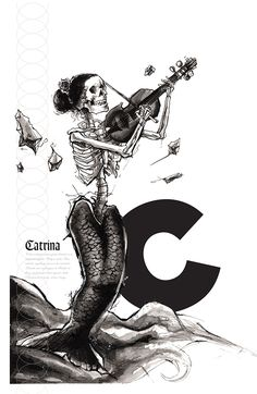 Patrick Vertino San Diego, CA, USA DAY OF THE DEAD on Behance