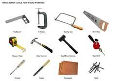 Hand Tools Name List   Magiel.info